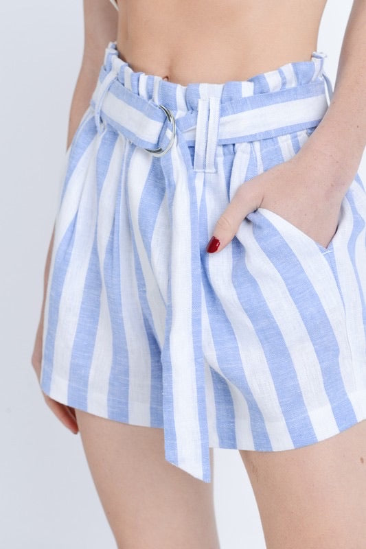 Small - Boardwalk Shorts - Blue