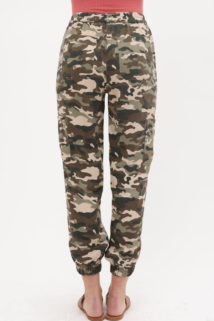 Large - Showing Up Pants - Camo