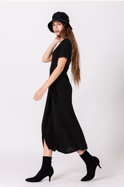 All Summer Dress - Black