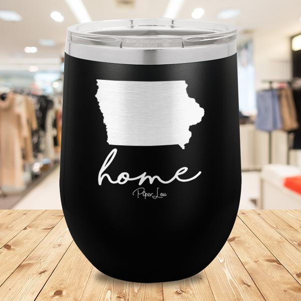 Iowa Home insulated wine cup