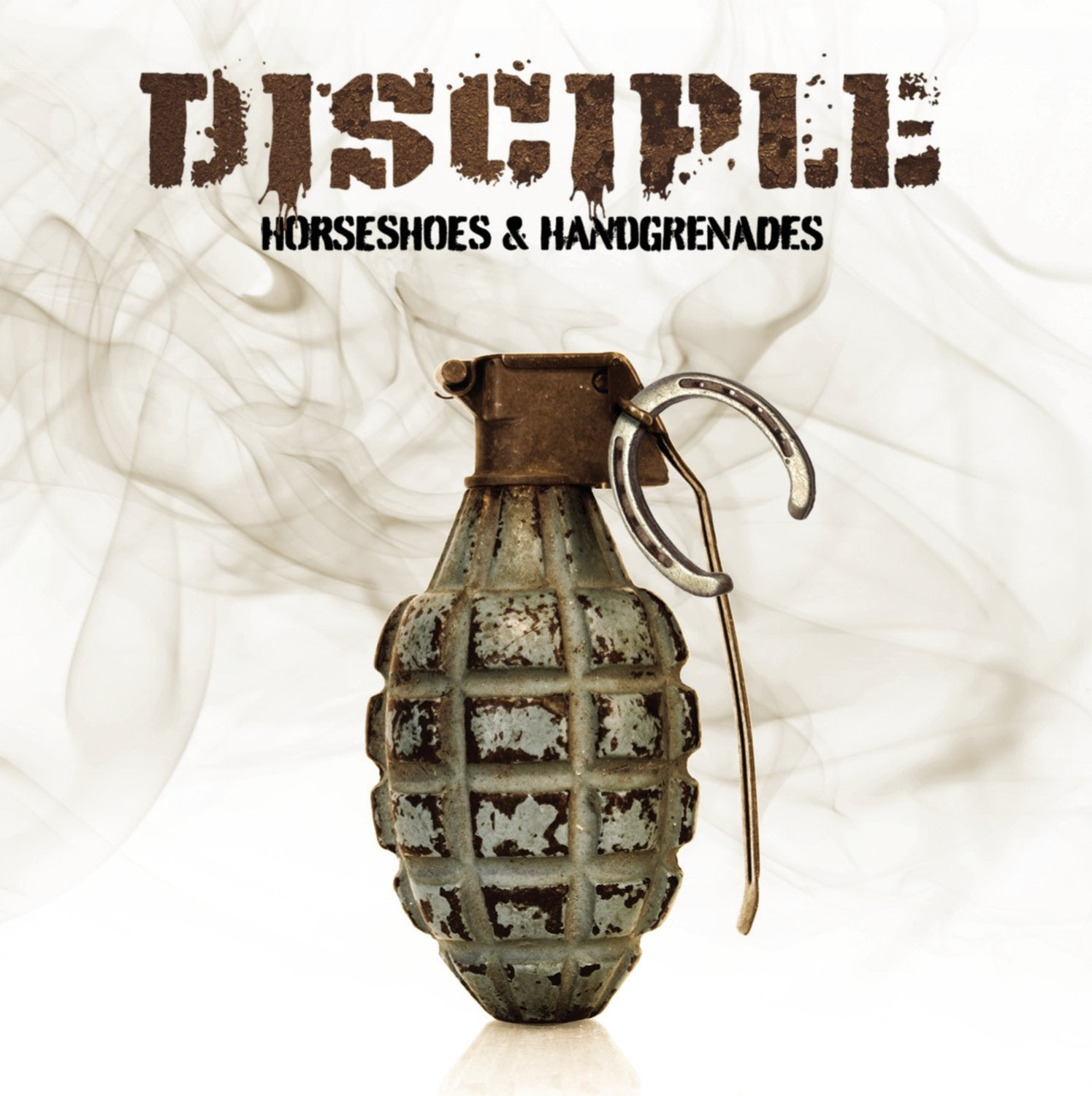 Horseshoes and Handgrenades-CD