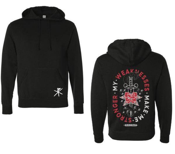 Secret Weapon Pullover Hoodie