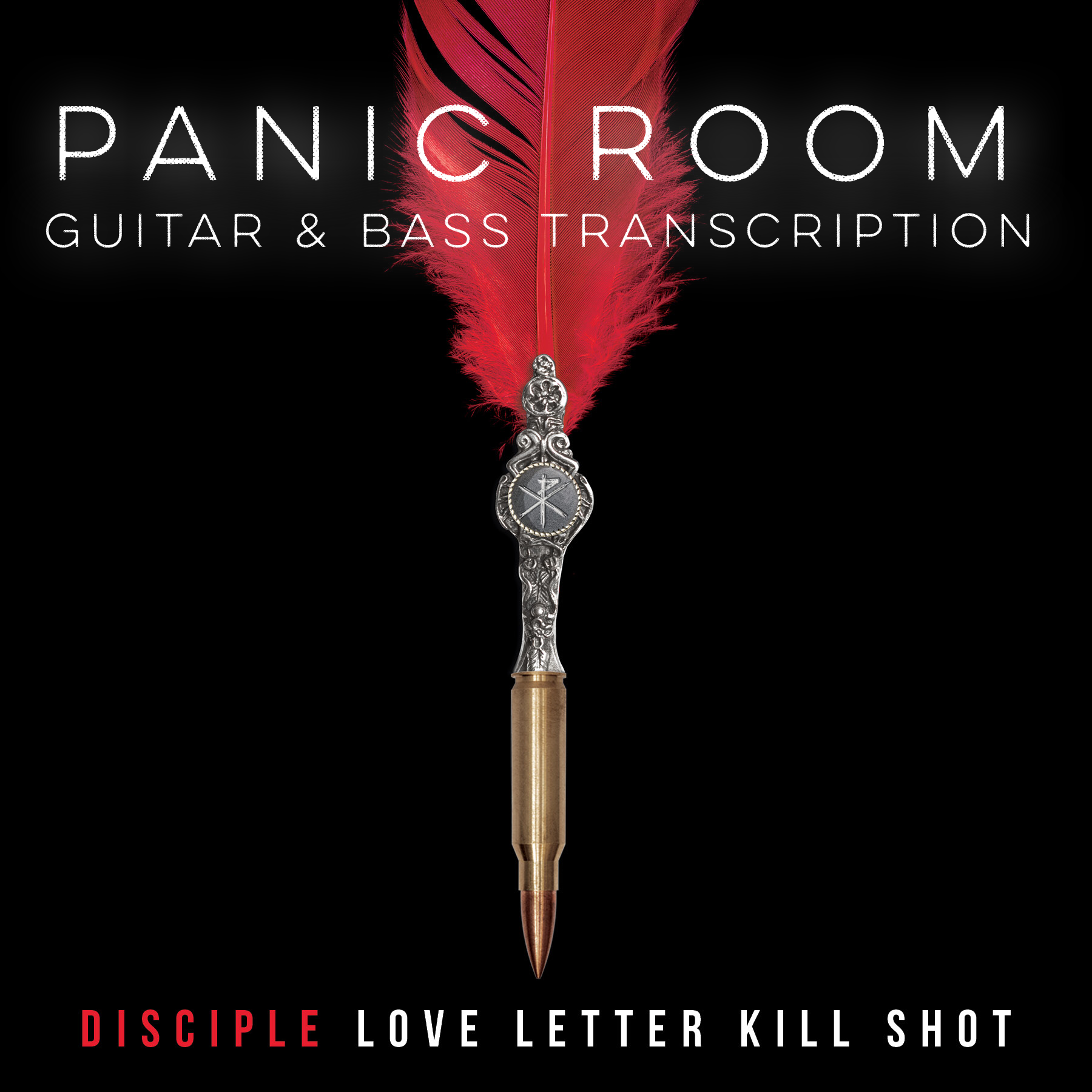 Panic Room - Guitar & Bass TAB Download