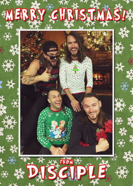 Disciple Christmas Card!