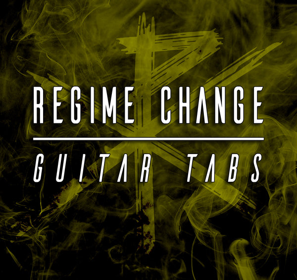 Regime Change - Guitar TAB Download