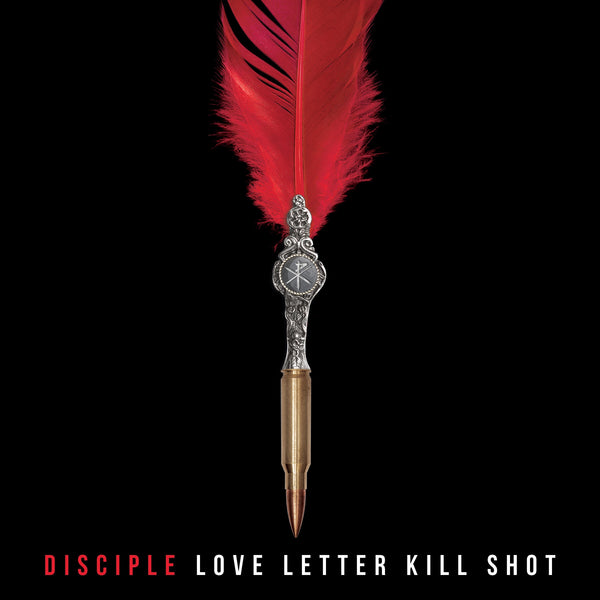 Love Letter Kill Shot-CD