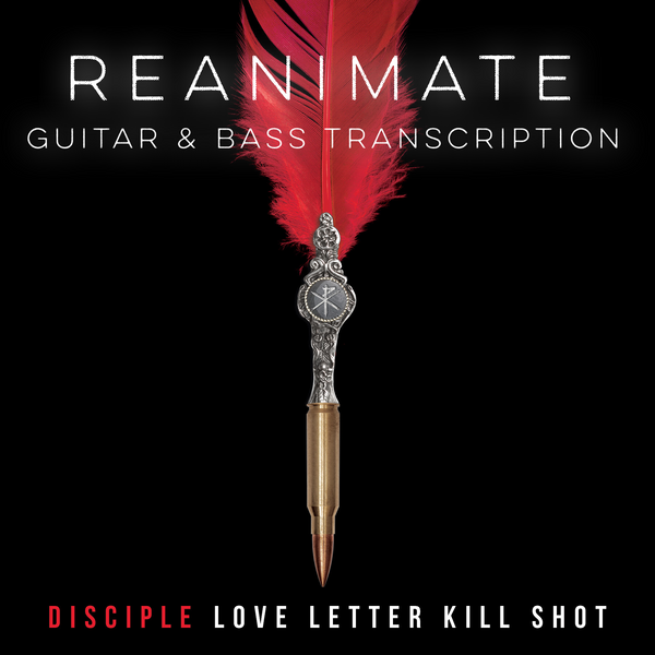 Reanimate - Guitar & Bass TAB Download