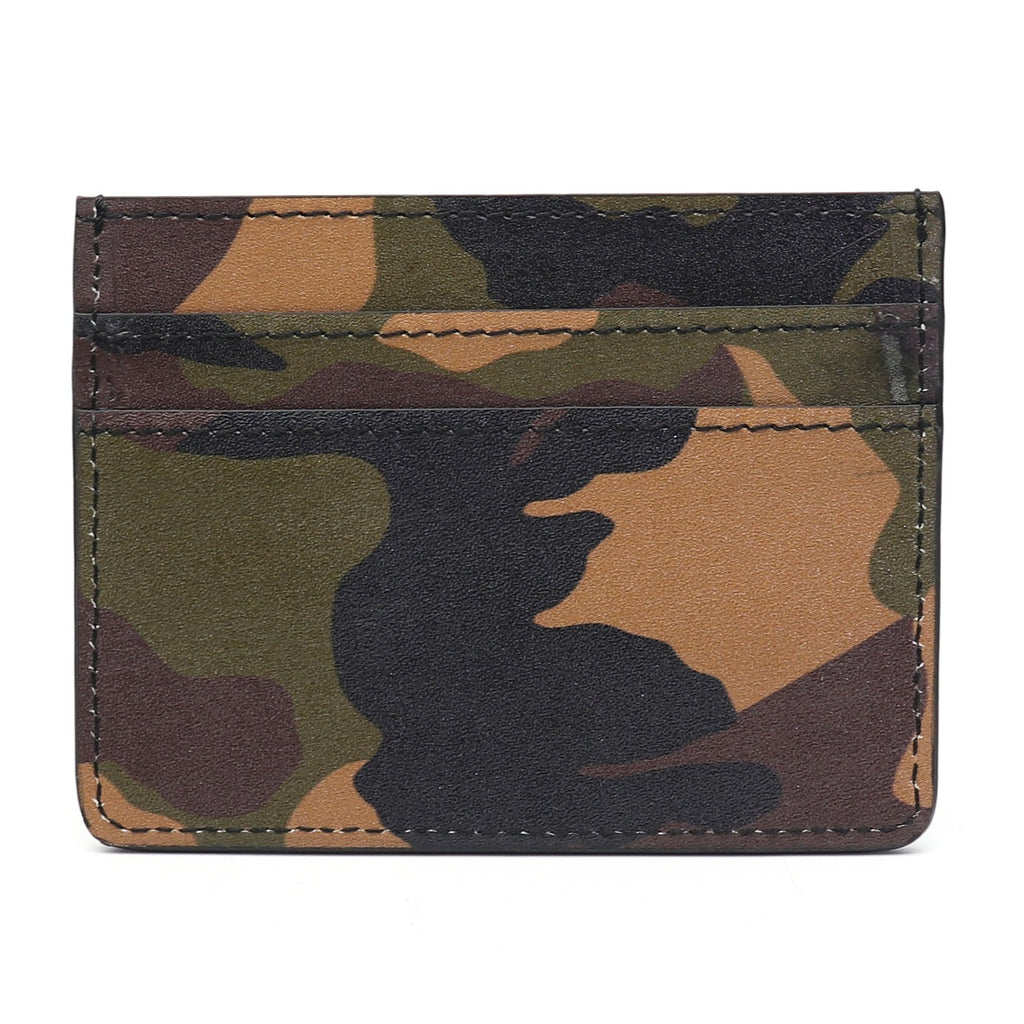 Card Holder - Camouflage - Equinoxx Design