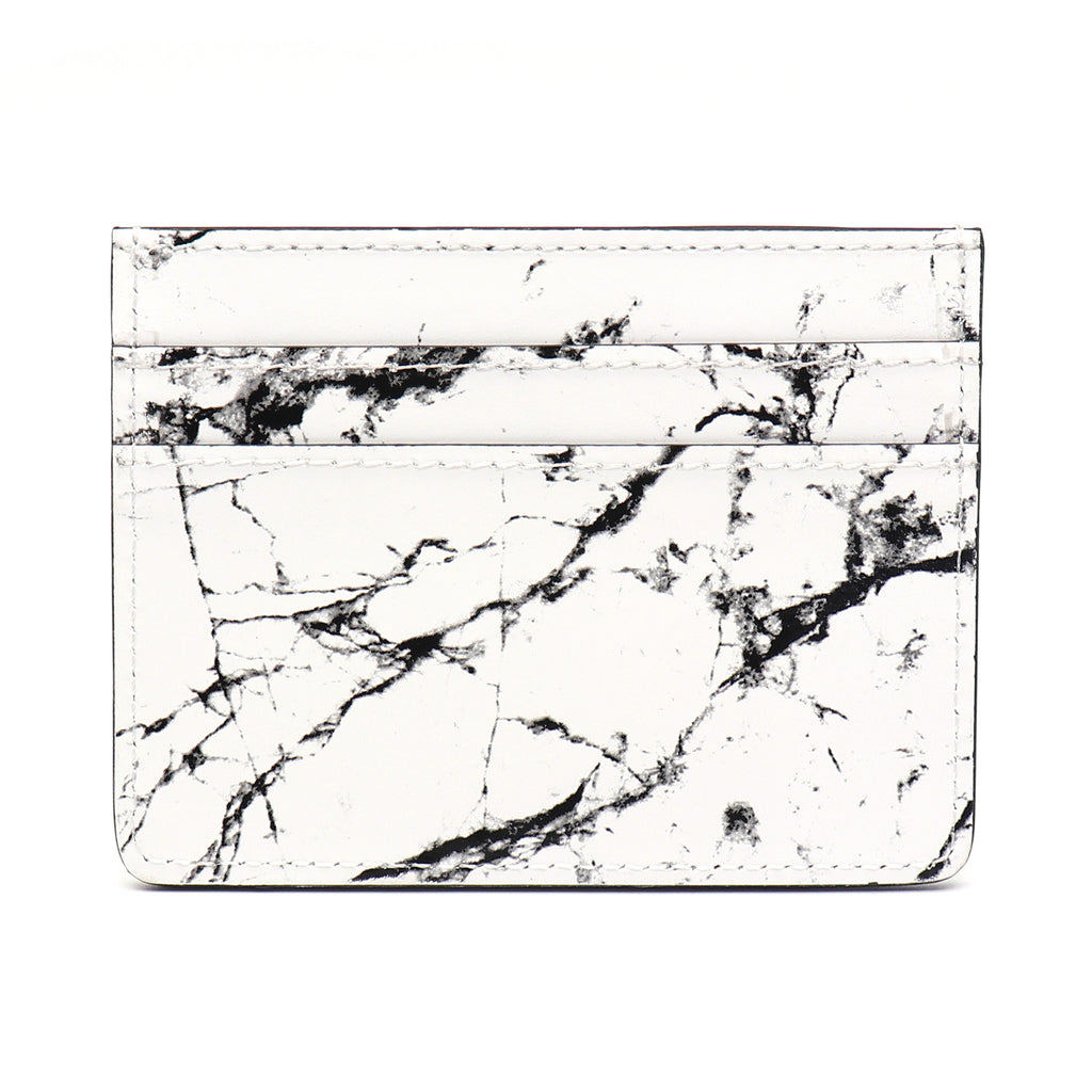Card Holder - White Marble - Equinoxx Design