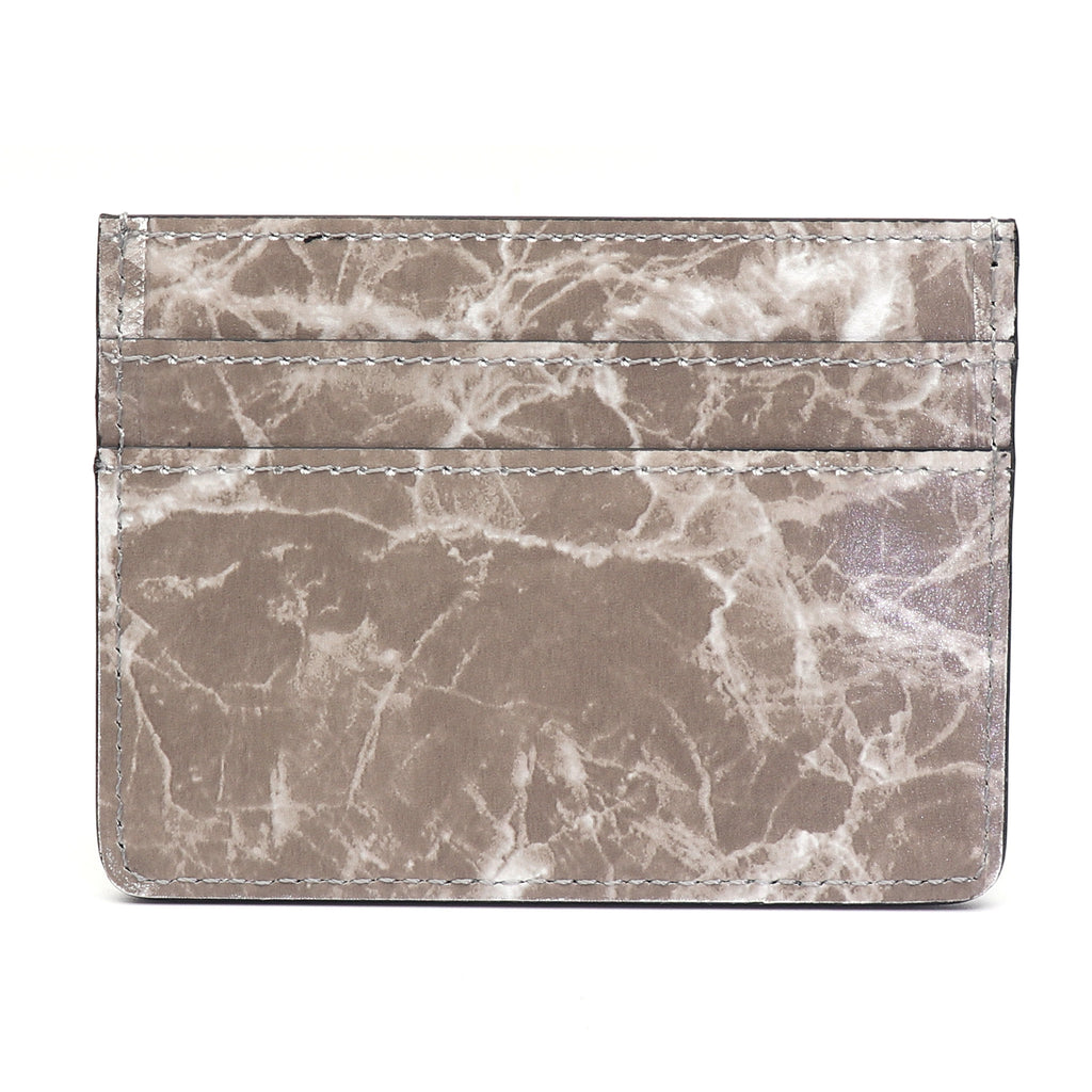 Card Holder - Grey Marble - Equinoxx Design