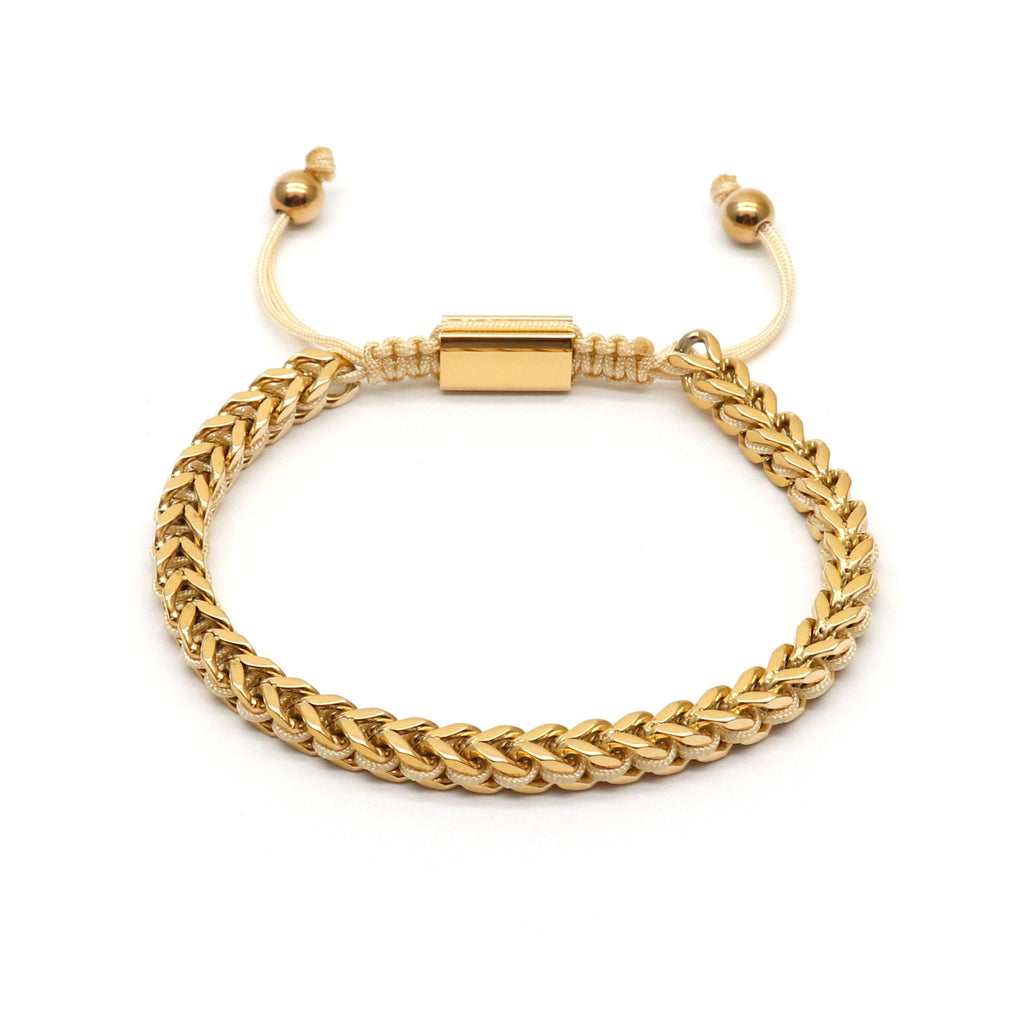Gold Rope & Full Gold Chain - Equinoxx Design