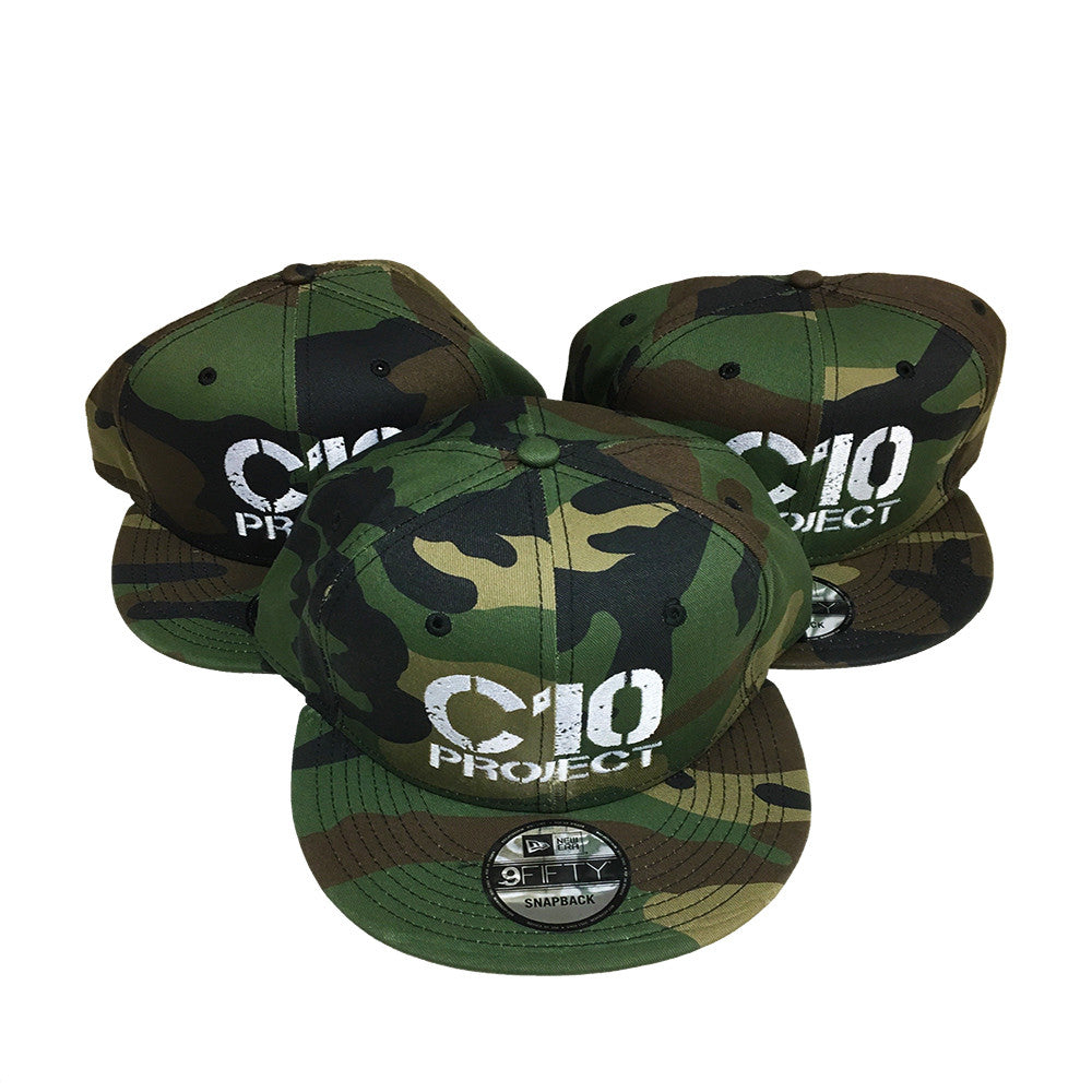 Camo New Era 9Fifty SnapBack