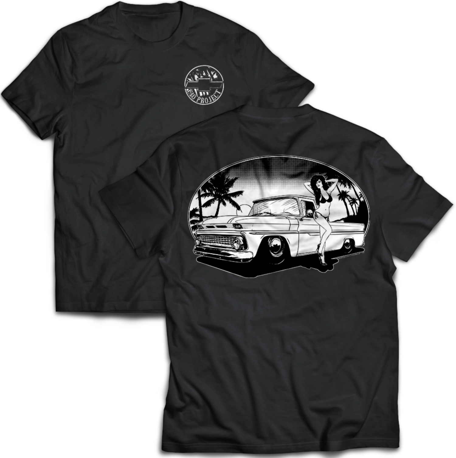 1963 C10 California Edition Tee