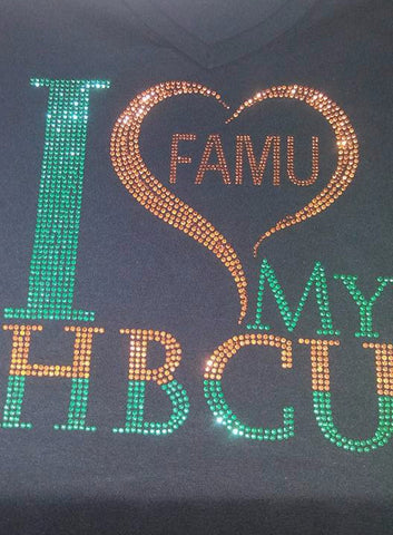 I Love My HBCU - FAMU Digital Download