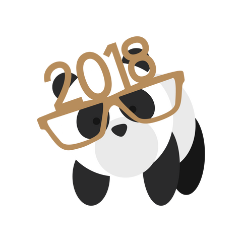 2018 Panda Digital Download Only(FREE)