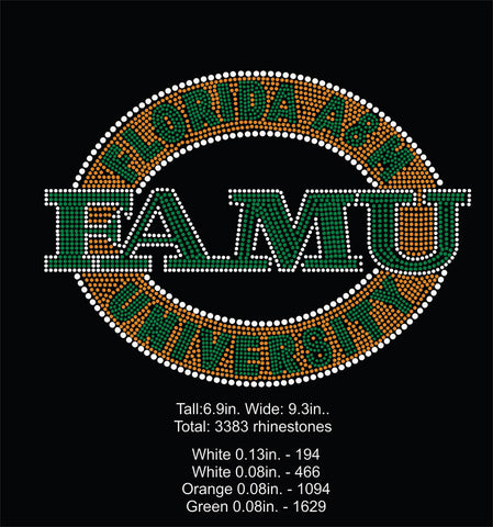 FAMU Logo Digital Download