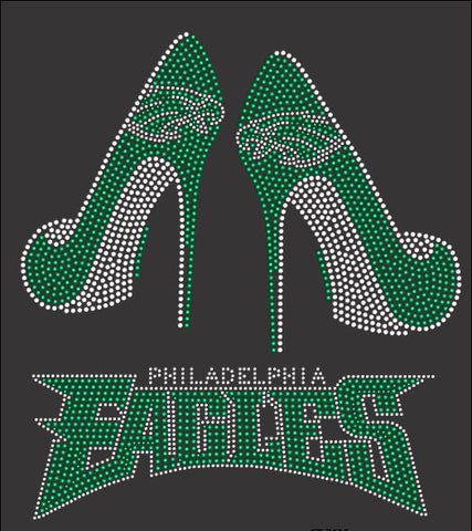 Philadelphia Eagles Heel Digital Download