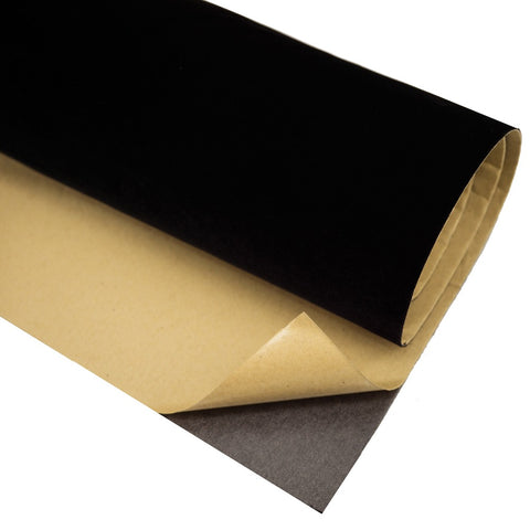 Self-adhesive Black Velvet Flocking Wallpaper Sound-absorbing Contact Paper Peel Stickers DIY Sticky Craft Fabric Liner Jewelry