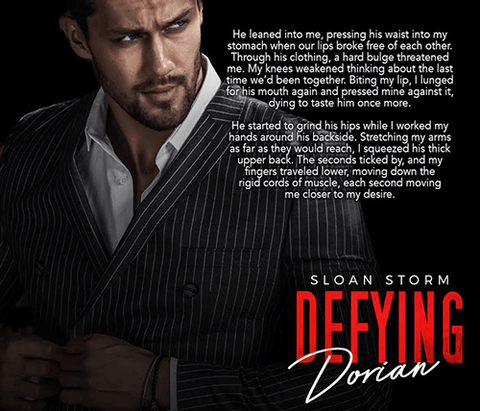 Defying Dorian: Bad Boy Billionaire Romance