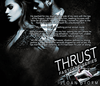 Image of Thrust: Bad Boy Racing Romance (Fastlane Series)