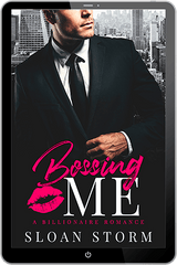 Bossing Me: A Billionaire Office Romance