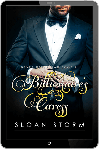 Billionaire's Caress (Never Never Man Series Book 2)