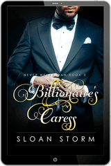 Image of Billionaire's Caress (Never Never Man Series Book 2)