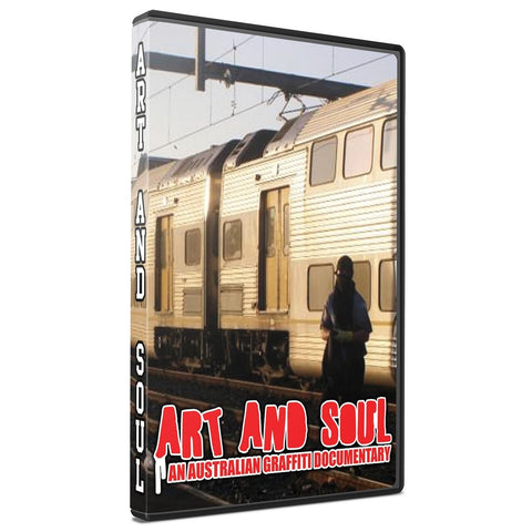 Art And Soul DVD - Ballin' On A Budget Supply Store