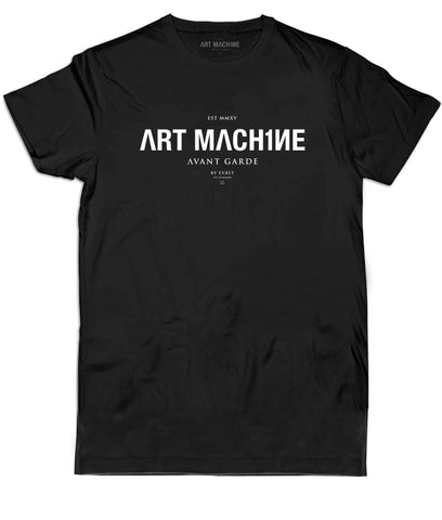 ART MACH1NE Base Tee Black