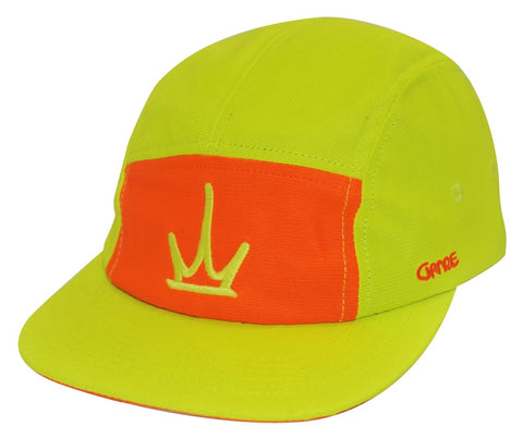 Hi-Vis 5 Panel Snapback - Ballin' On A Budget Supply Store