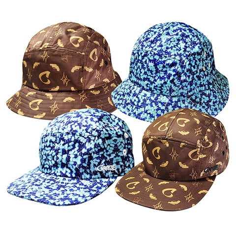 5 Panel Pattern Print 24 Pack - Ballin' On A Budget Supply Store