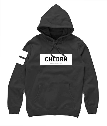 CHLDRN Saline Hoody Black - Ballin' On A Budget Supply Store