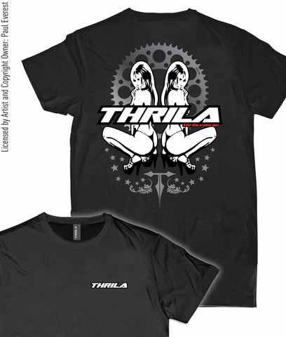 Thrila Slam Tee - Ballin' On A Budget Supply Store