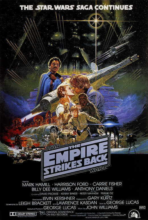 Star Wars Episode V The Empire Strikes Back E Movie Poster Plex
