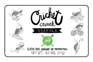 Cricket Crunch Granola
