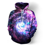 Worm Hole Hoodie - Men/Women