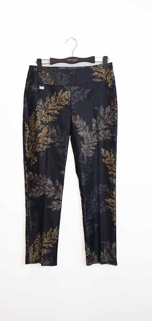 54505 Slim SAN PEDRO PRINT -  - Pants - Lisette L Montreal Australia - The Rarity Group
