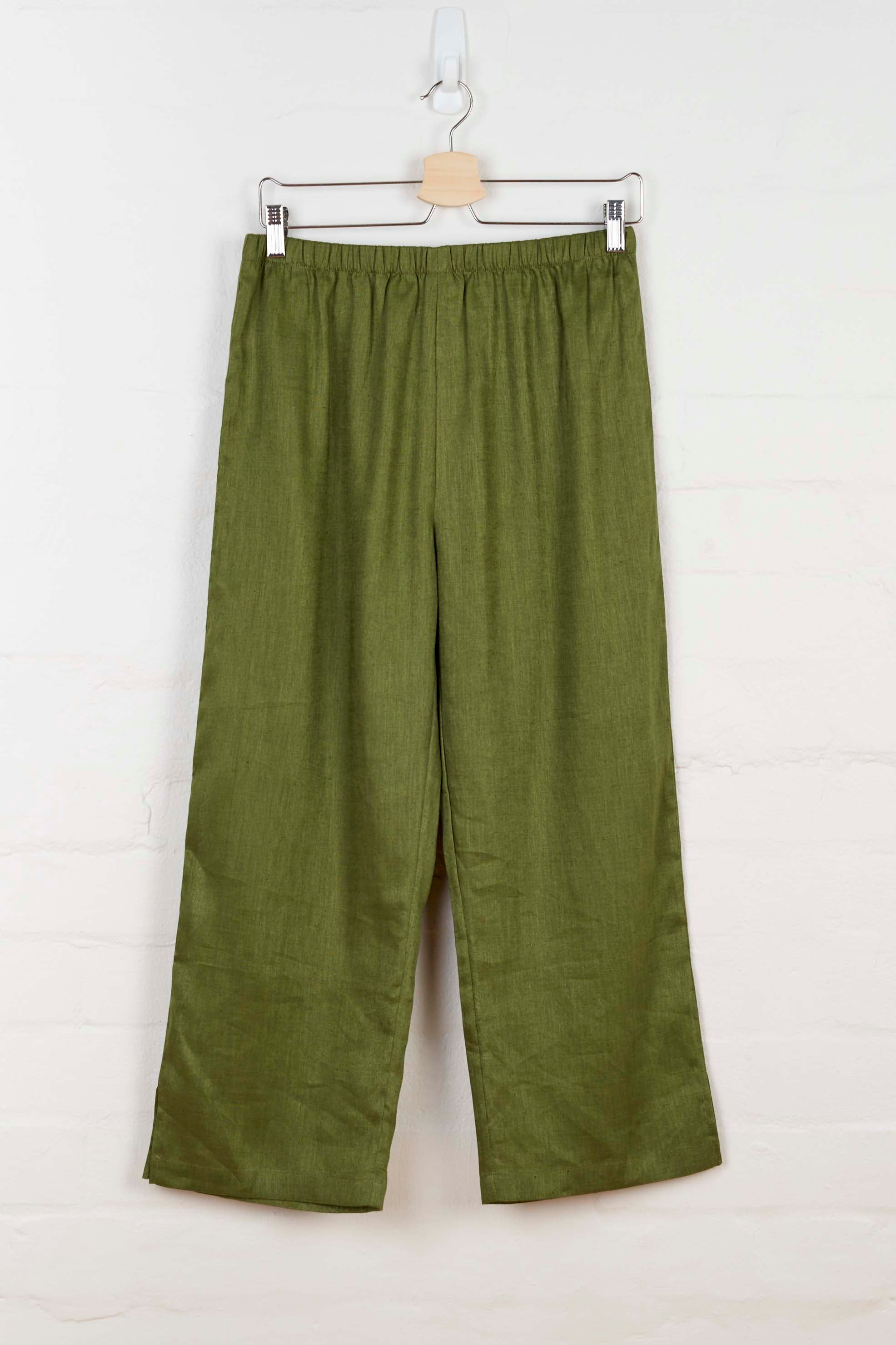 B1046 Linen Pant -  - Pants - BERLIN - The Rarity Group