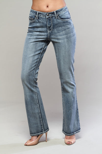 T0093B Vienna BOOTCUT - The Rarity Group