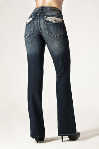 T0018B San Francisco BOOTCUT -  - Jeans - TRU LUXE - The Rarity Group