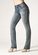T0019S Florence STRAIGHT -  - Jeans - TRU LUXE - The Rarity Group