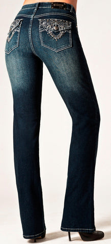 T0051B Madrid BOOTCUT -  - Jeans - TRU LUXE - The Rarity Group