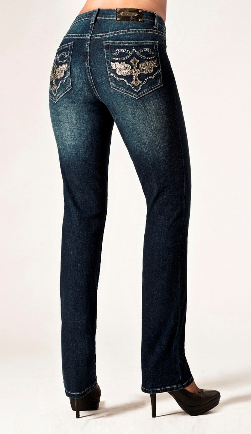 T0053K Moscow SKINNY -  - Jeans - TRU LUXE - The Rarity Group