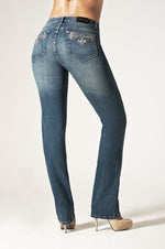 T0058S Sedona STRAIGHT -  - Jeans - TRU LUXE - The Rarity Group
