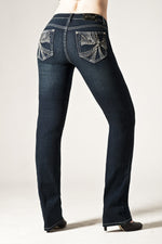 T0067S Shangai STRAIGHT -  - Jeans - TRU LUXE - The Rarity Group