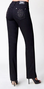 T0162S Brighton STRAIGHT -  - Jeans - TRU LUXE - The Rarity Group