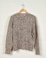 D215 Round Neck Oversized Jumper -  - Jumper - BERLIN - The Rarity Group