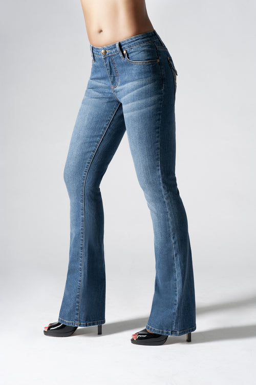 T0088B Munich BOOTCUT -  - Jeans - TRU LUXE - The Rarity Group