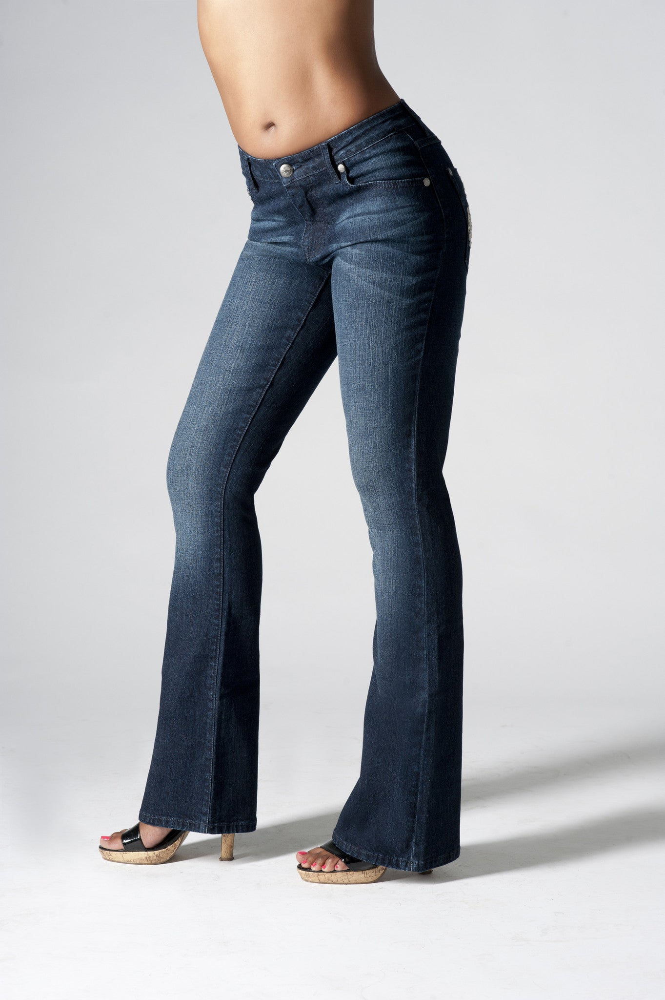 T0081B Seville BOOTCUT - The Rarity Group