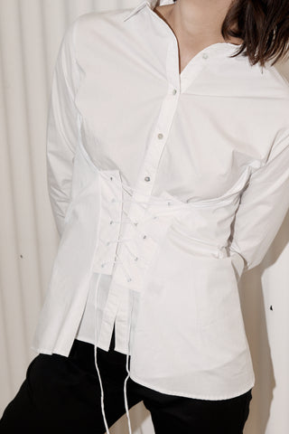 TOD SHIRT WHITE